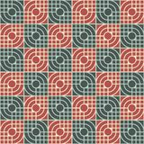 Abstract seamless geometric patternAbstract seamless pattern. Modern stylish texture. Regularly repeating geometric ornament of sq vector illustration