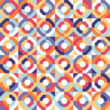 Abstract seamless geometric patterns. Vector illustration, graphics, eps 10 Royalty Free Illustration