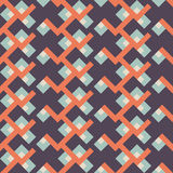 Abstract seamless geometric retor vintage background   Stock Photos