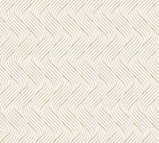 Luxury seamless geometric abstract art line pattern background. Abstract seamless geometric stripe luxuary gold art line pattern background, vector illustration vector illustration