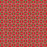 Abstract seamless geometric wallpaper pattern Stock Images