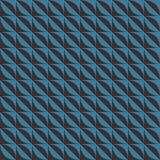 Abstract seamless geometric wallpaper pattern Stock Image