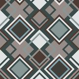 Abstract Seamless Geometrical Pattern. With Rhombus. Vector illustration vector illustration