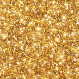 Abstract Seamless Gold Background Royalty Free Stock Images