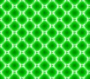Abstract seamless green background with white circles superimposed Royalty Free Stock Photo