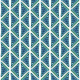 Abstract seamless hand drawn pattern. Stock Photo