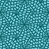 Abstract seamless hand-drawn pattern. Stock Photography