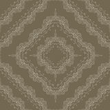 Abstract seamless lace pattern Royalty Free Stock Image