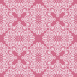 Abstract seamless lace pattern Stock Image