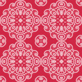Abstract seamless lace pattern Stock Photo