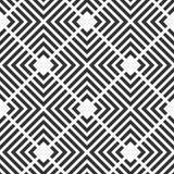 Abstract seamless lattice pattern. Geometric lattice. Modern stylish texture. Repeating geometric rhombuses tiles with stripe elem vector illustration