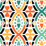 Abstract Seamless Modern Art Pattern for Cover Design Royalty Free Stock Images
