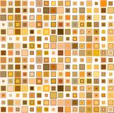 Abstract seamless , mosaic background Stock Images