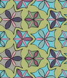Abstract seamless multicolored painted by pattern Stock Photos