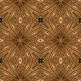 Abstract seamless natural background or texture. In oriental style based originally on tiger fur vector illustration