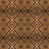 Abstract seamless natural background or texture. In oriental style based on tiger fur vector illustration