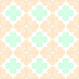 Abstract seamless ornament pattern Stock Images