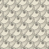Abstract seamless pattern. Vector illustration Royalty Free Stock Photos