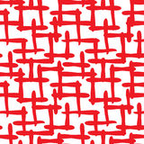 Abstract seamless pattern. Vector illustration Stock Photos