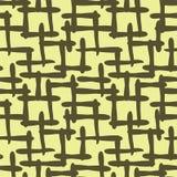 Abstract seamless pattern. Vector illustration Stock Image