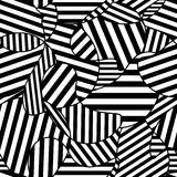 Abstract seamless pattern. Vector illustration Royalty Free Stock Image