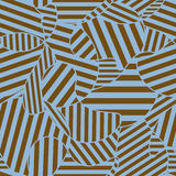 Abstract seamless pattern. Vector illustration Royalty Free Stock Images