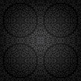 Abstract seamless pattern. Abstract seamless floral pattern. Vector illustration Royalty Free Stock Image