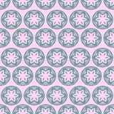 Abstract seamless pattern. Royalty Free Stock Image