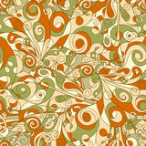 Abstract seamless pattern royalty free illustration