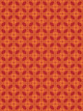 Abstract seamless pattern. Abstract seamless decorative red with orange pattern Royalty Free Stock Photography