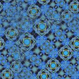 Abstract seamless pattern. Seamless. Big pattern best for replicate. Abstract kaleidoskope cells Stock Photo