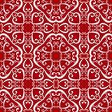 Abstract seamless pattern vector illustration