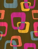 Abstract seamless pattern. In trendy color palette Stock Photos