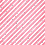 Abstract seamless pattern on aquarelle background. Abstract seamless pattern on aquarelle background with stripes Stock Photos