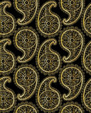Abstract seamless pattern in art deco style Royalty Free Stock Images