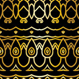 Abstract seamless pattern in art deco style Stock Photos
