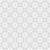 Abstract seamless pattern in asian style. Abstract monochrome seamless pattern in asian style Stock Images
