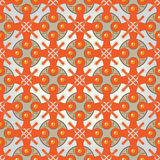 Abstract seamless pattern background Stock Photography