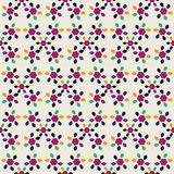 Abstract seamless pattern background Stock Image