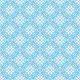 Abstract seamless pattern background. Abstract seamless pattern texture with floral elements. Vector illustrations Stock Photo