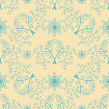 Abstract seamless pattern background. Stock Images