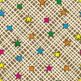 Abstract seamless pattern background. Vector Royalty Free Stock Photography