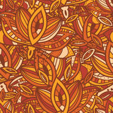 Abstract seamless pattern. stock illustration