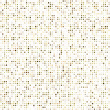 Abstract seamless pattern with beige different size stars on white background Royalty Free Stock Photos