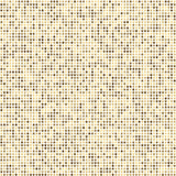 Abstract seamless pattern with beige stars on white background Stock Photo