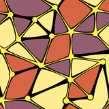 Abstract seamless pattern. Bright seamless background for your design.Vector Stock Illustration