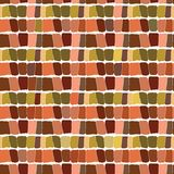 Abstract seamless pattern brown background. Vector Stock Photography