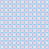 Abstract seamless pattern with circles Stock Photography