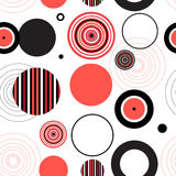 Abstract seamless pattern Royalty Free Stock Images