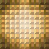 Abstract seamless pattern of colored blocks Stock Images